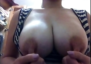 Girl With Fabulous Teats chiefly Hot Cam Skit - www.Hotcamgirls.co