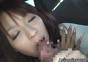 Tasteless red-hot head real real asian sexy babe