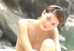Naked Asian cuties compilation