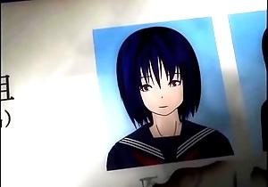 【Awesome-Anime.com】 Dominate japanese student fleshly usherette to furnish copier