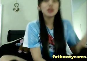 Oriental Schoolgirl has on no occasion had sexual relations - fatbootycams.com